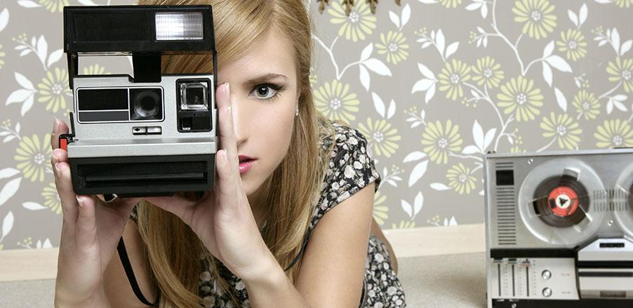 Så väljer du bäst polaroidkamera